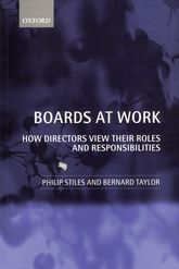 Boards at WorkHow Directors View their Roles and Responsibilities