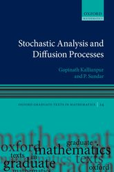 Stochastic Analysis and Diffusion Processes